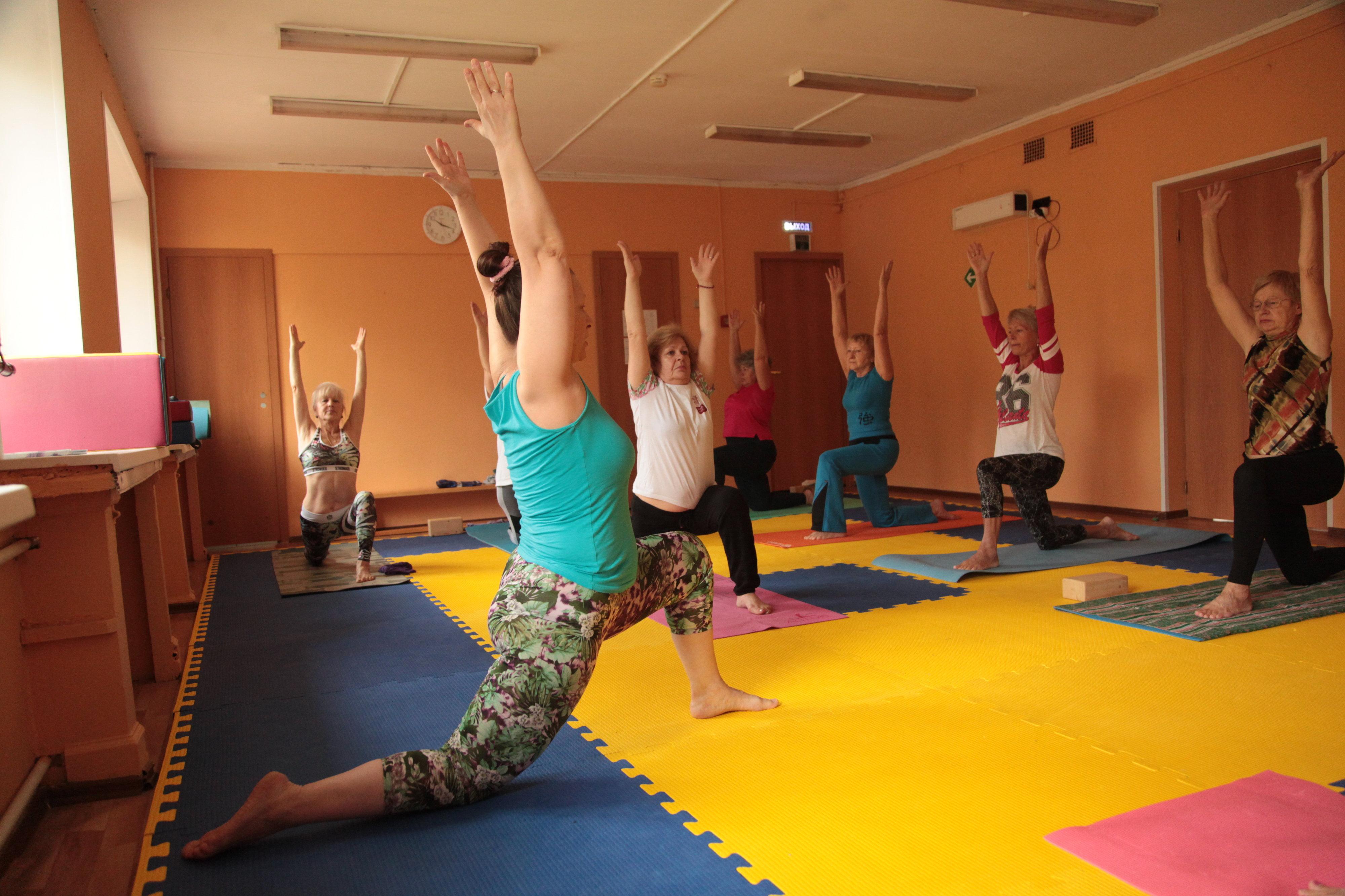 Йога в москве все клубы что только не увидишь в ночных клубах