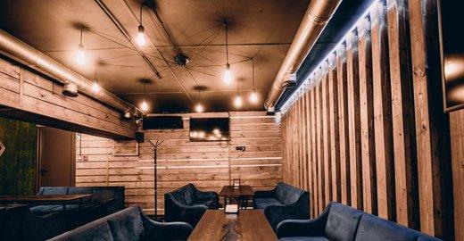 фотография Лаунж-бара Garnet Lounge на Щёлковском шоссе