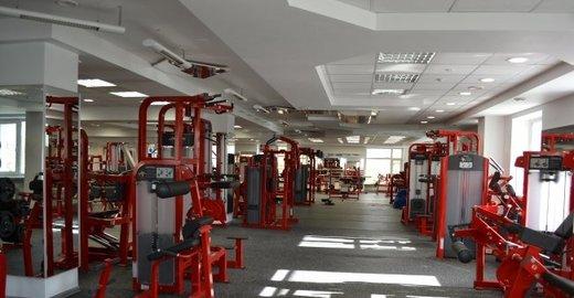фотография Академии фитнеса Strongo Hammer Strength в Центральном районе