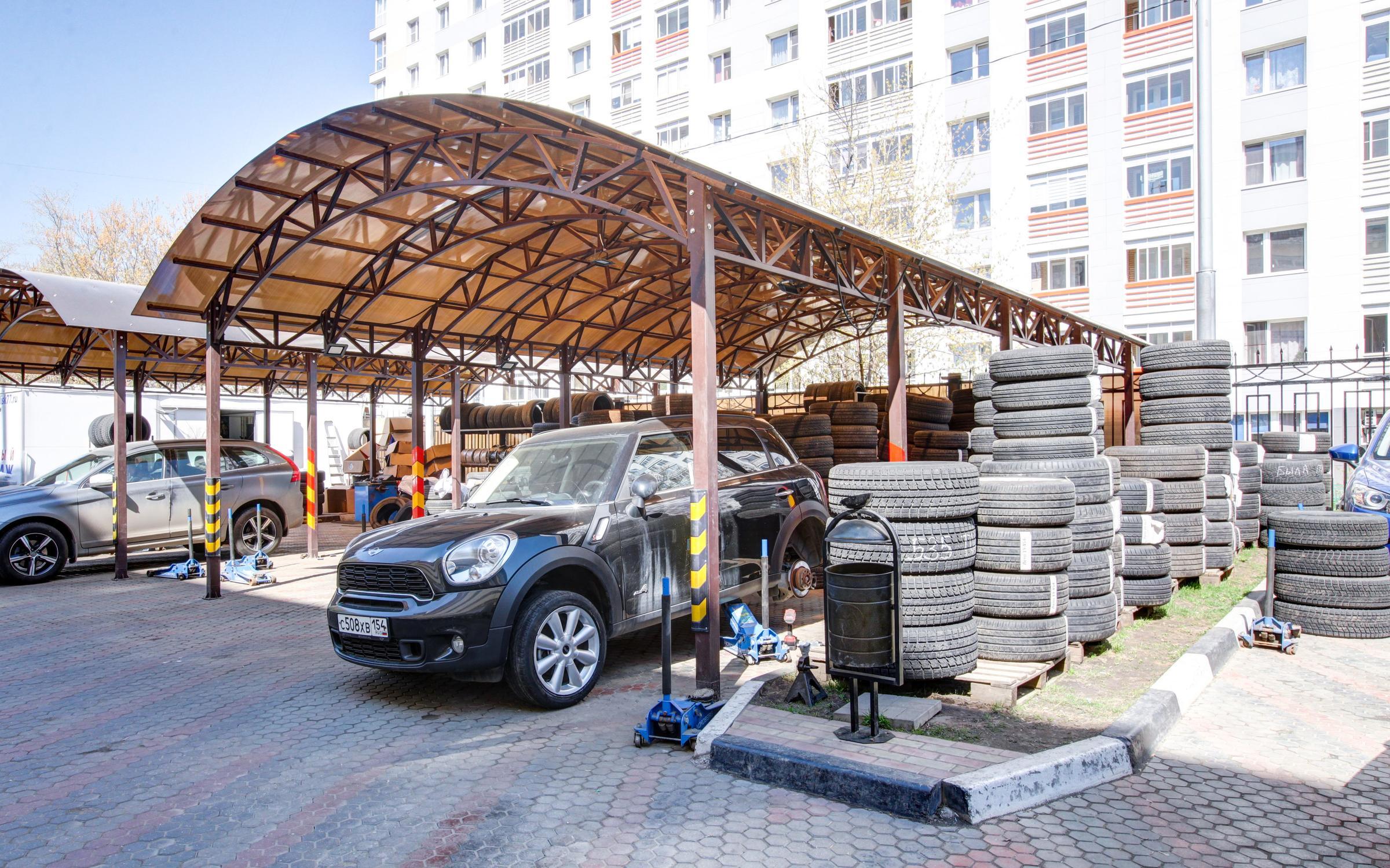 фотография Автокомплекса Диск77 на улице Саляма Адиля