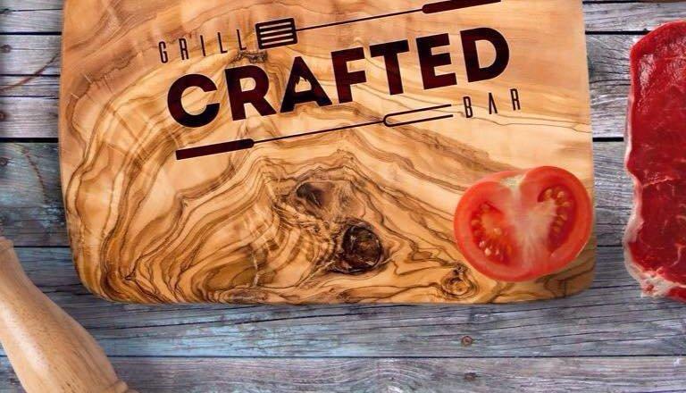 фотография Кафе Crafted Grill Bar в проезде Сокольнического Круга