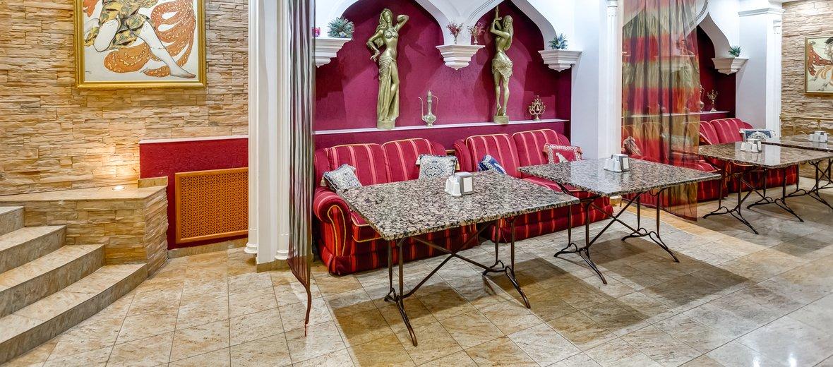 Фотогалерея - Ресторан Синема в Маринс Парк Отель
