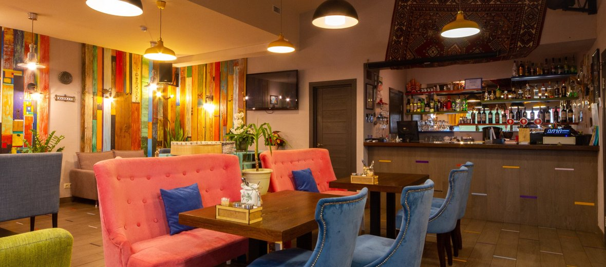 Фотогалерея - Кафе Дача в Волжском районе