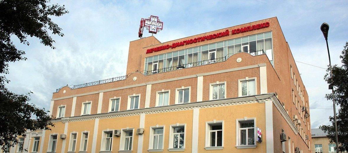Фотогалерея - Лечебно-диагностический комплекс Центр ДНК на Советской улице
