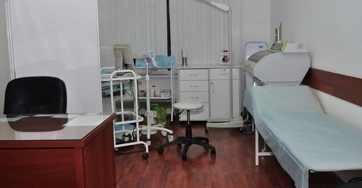 Детская поликлиника на ул.правды