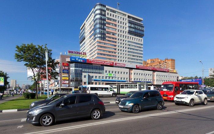 7ab1ffeb ТЦ Черемушки на Профсоюзной улице - отзывы, фото, цены, телефон и ...