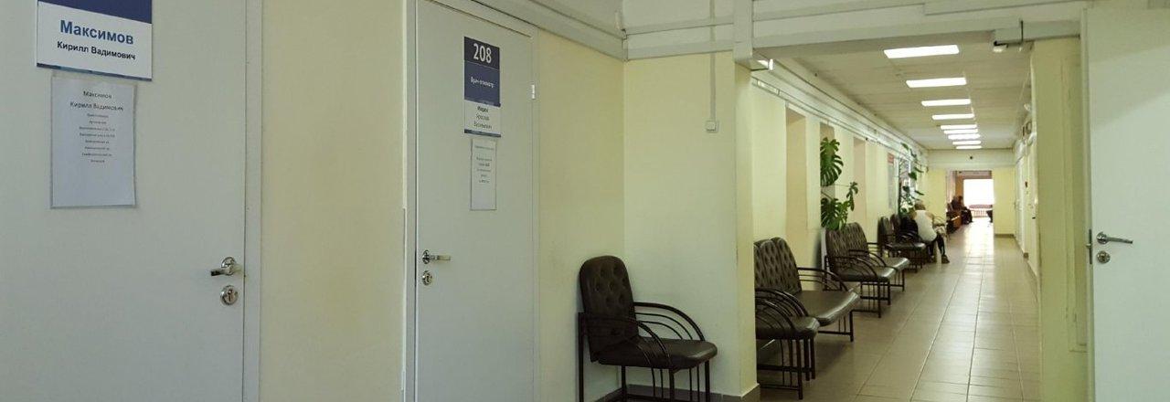 фотография Психоневрологического диспансера №13 ПКБ №1 им. Н.А.Алексеева на Зюзинской улице