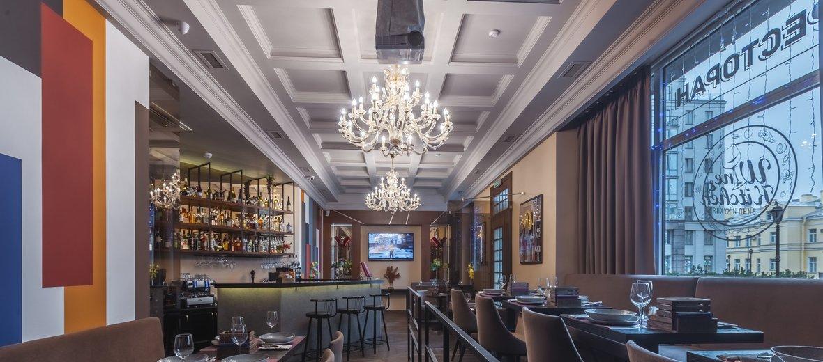 Фотогалерея - Ресторан Wine & Kitchen