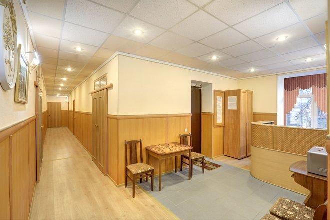 мини отель петроградский блохина