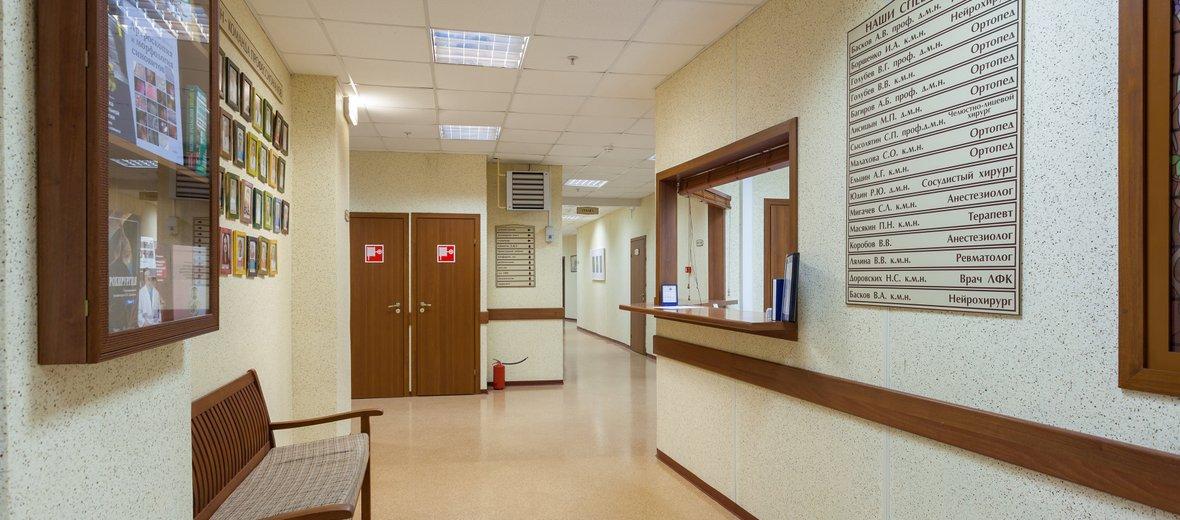 Фотогалерея - Клиника Ортоспайн в проезде Берёзовой Рощи 12