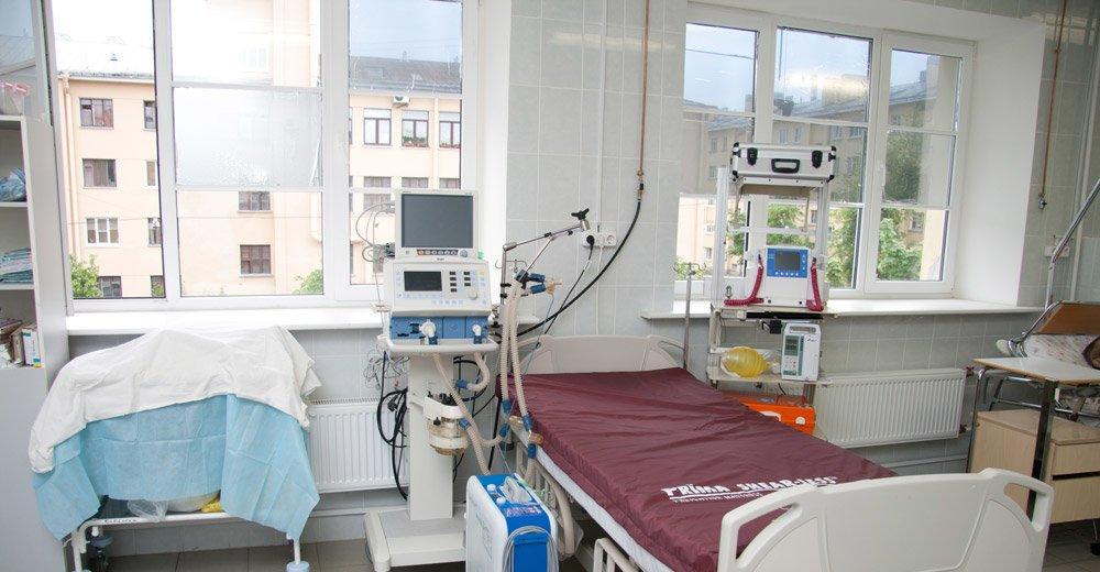 Фотогалерея - Городская больница №14 на улице Косинова