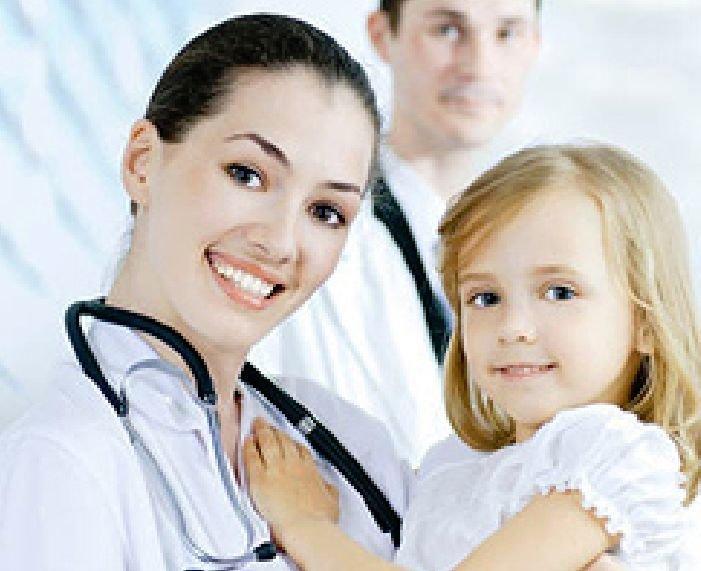 фотография Детской поликлиники Краевая больница №4 в селе Веселое на улице Худякова