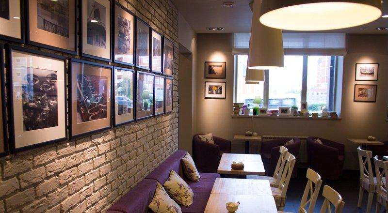 фотография Семейное кафе Kitchen в Куркино