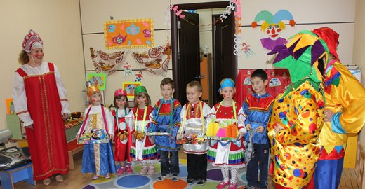 фотография Частного детского сада Затейники на Привольной улице
