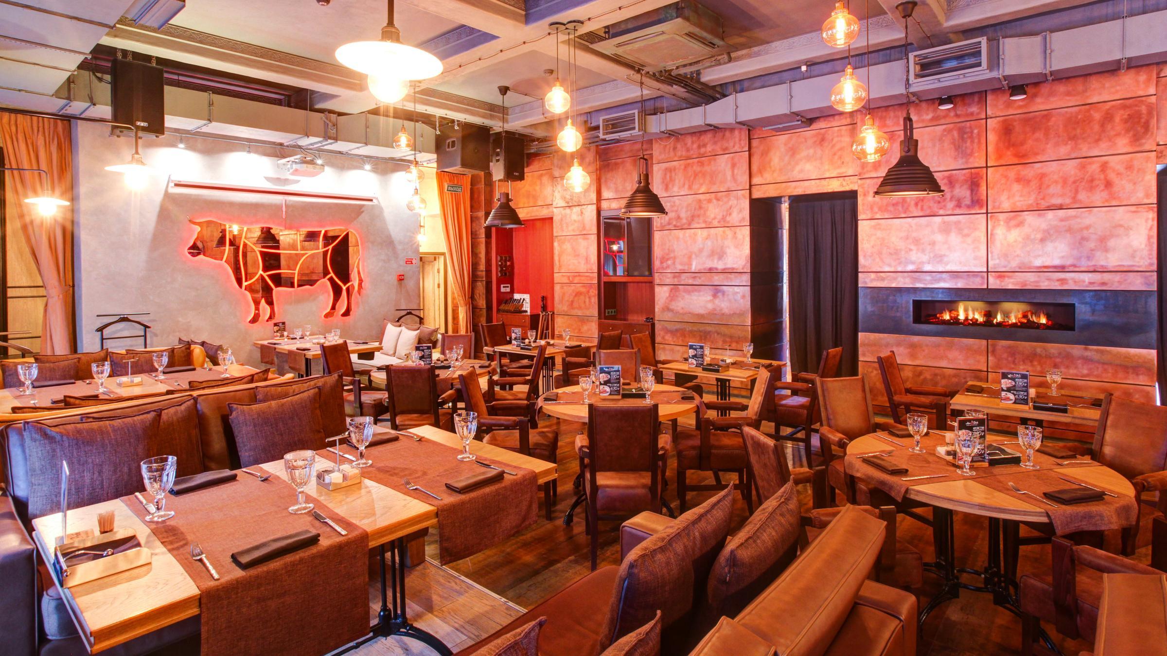фотография Ресторана Мясо & Рыба на Тверской улице