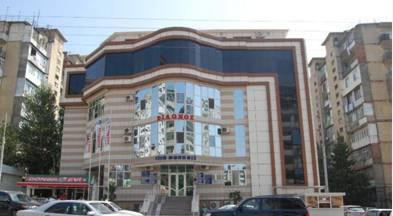 фотография Медицинского центра Diagnoz на улице Сараева