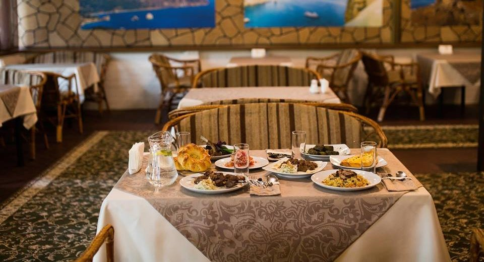 Фотогалерея - Ресторан крымско-татарской кухни Merhaba на улице Антоновича