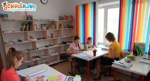 фотография Школа скорочтения, развития интеллекта и памяти Скулково в Центральном административном округе