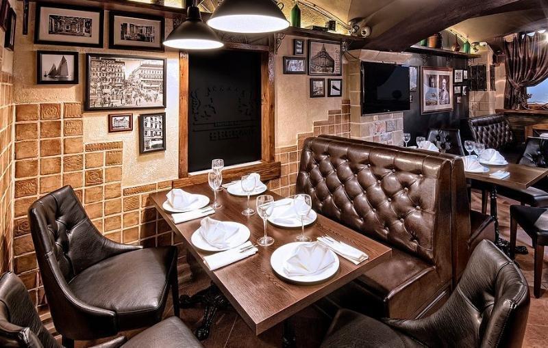Фотогалерея - Ресторан-БАР BEERлога на Рождественской улице