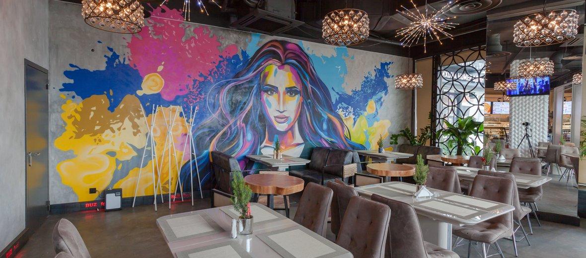 Фотогалерея - Ресторан BuzFood на Цветном бульваре, 2