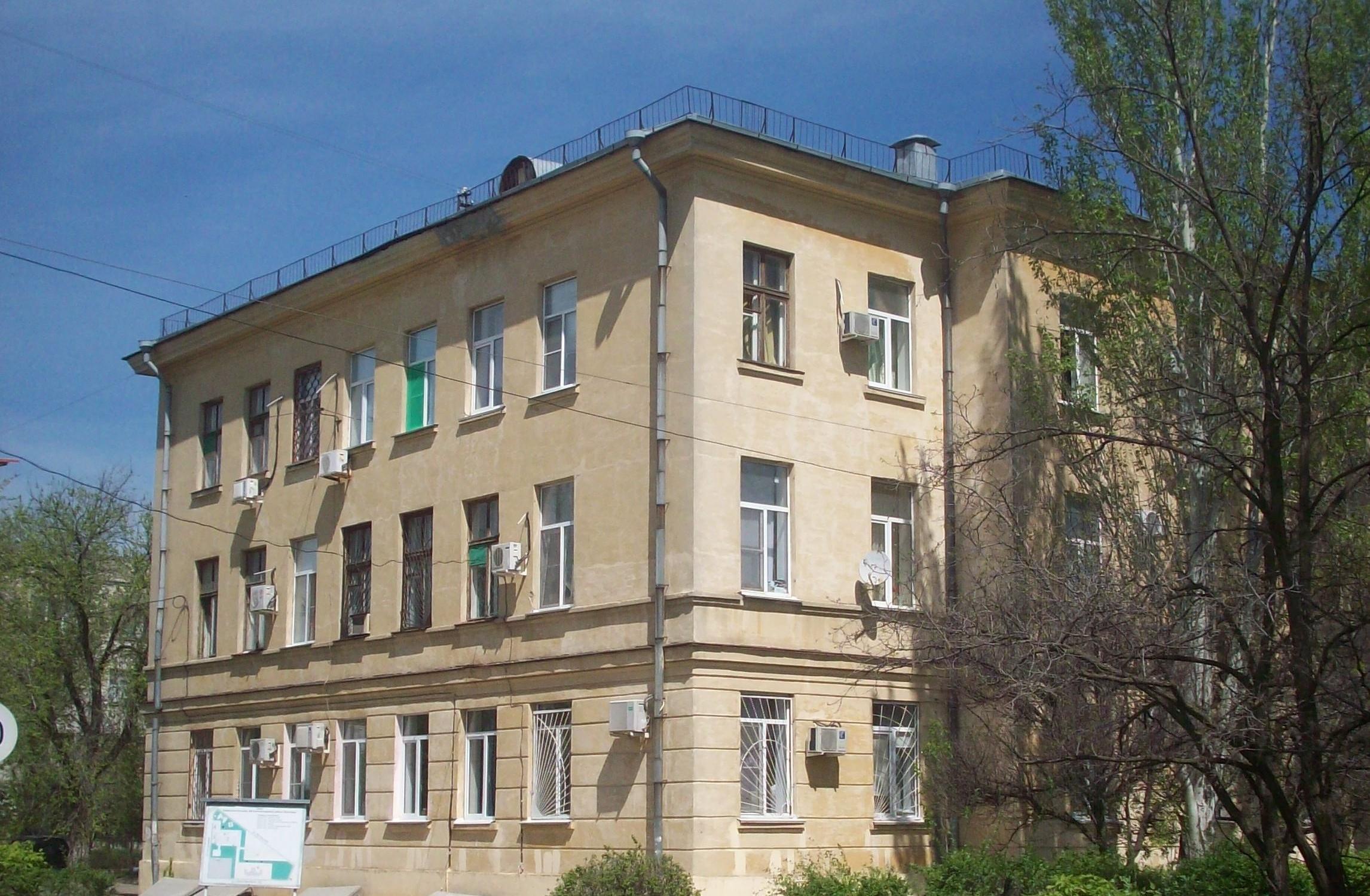 фотография Клинической больницы №4 на Ополченской улице, 40