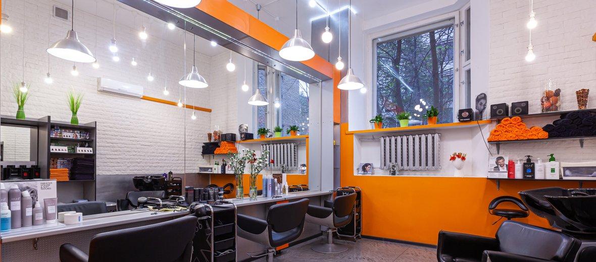 Фотогалерея - Оранжевая Империя, салоны красоты