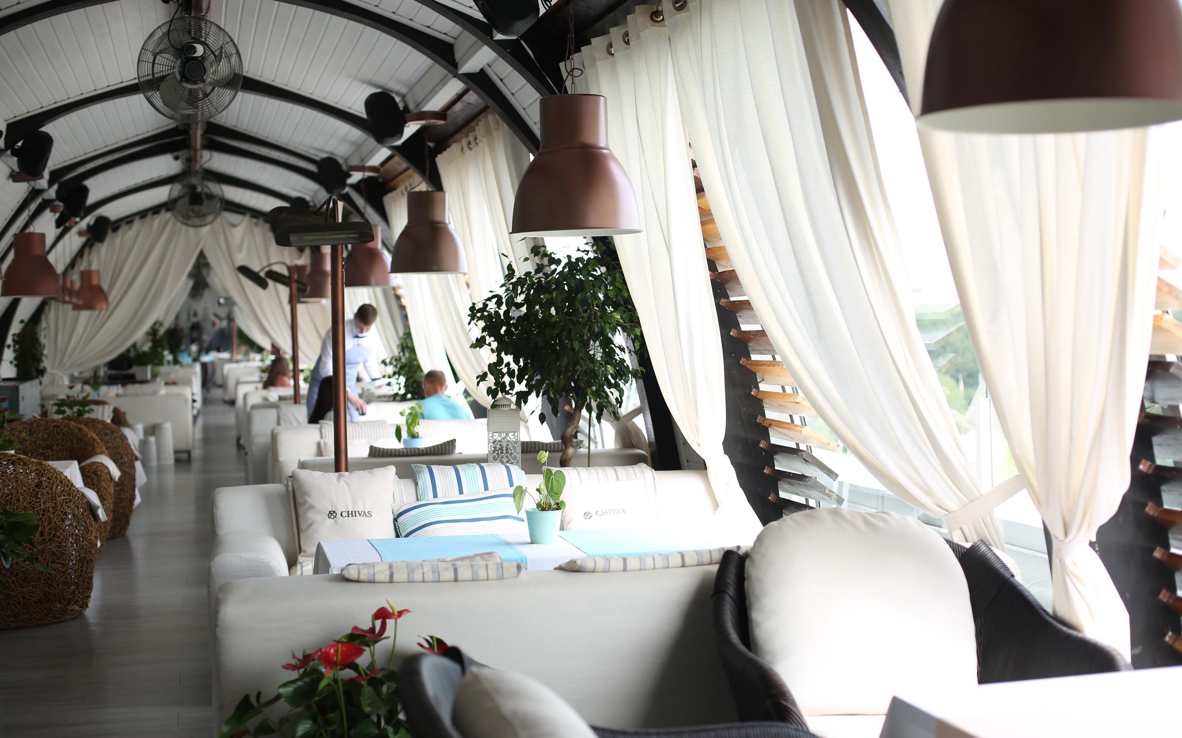фотография Ресторана Spettacolo в ТЦ Времена года, на 5 этаже