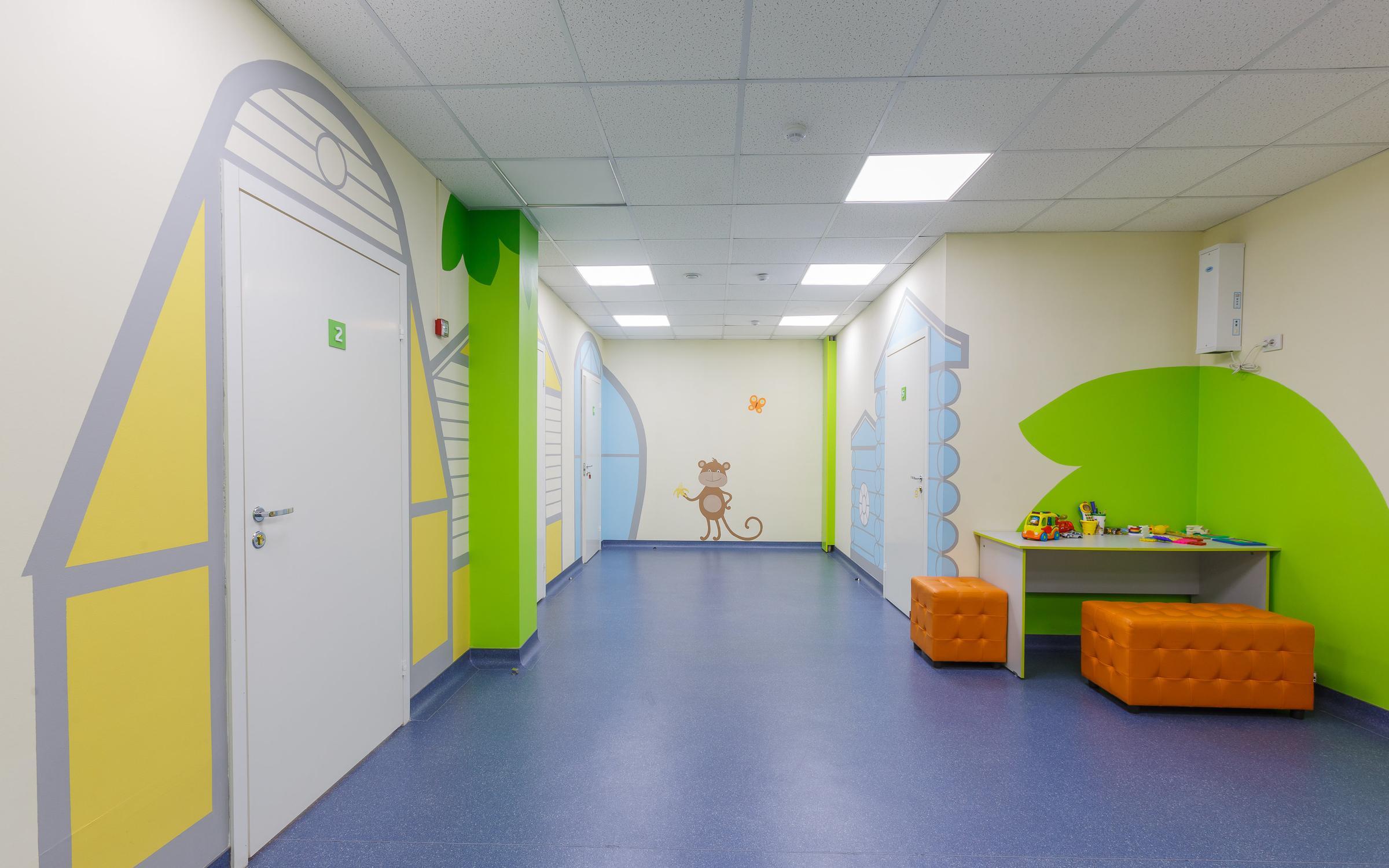 фотография Клиники ИПМ для детей в Центральном районе