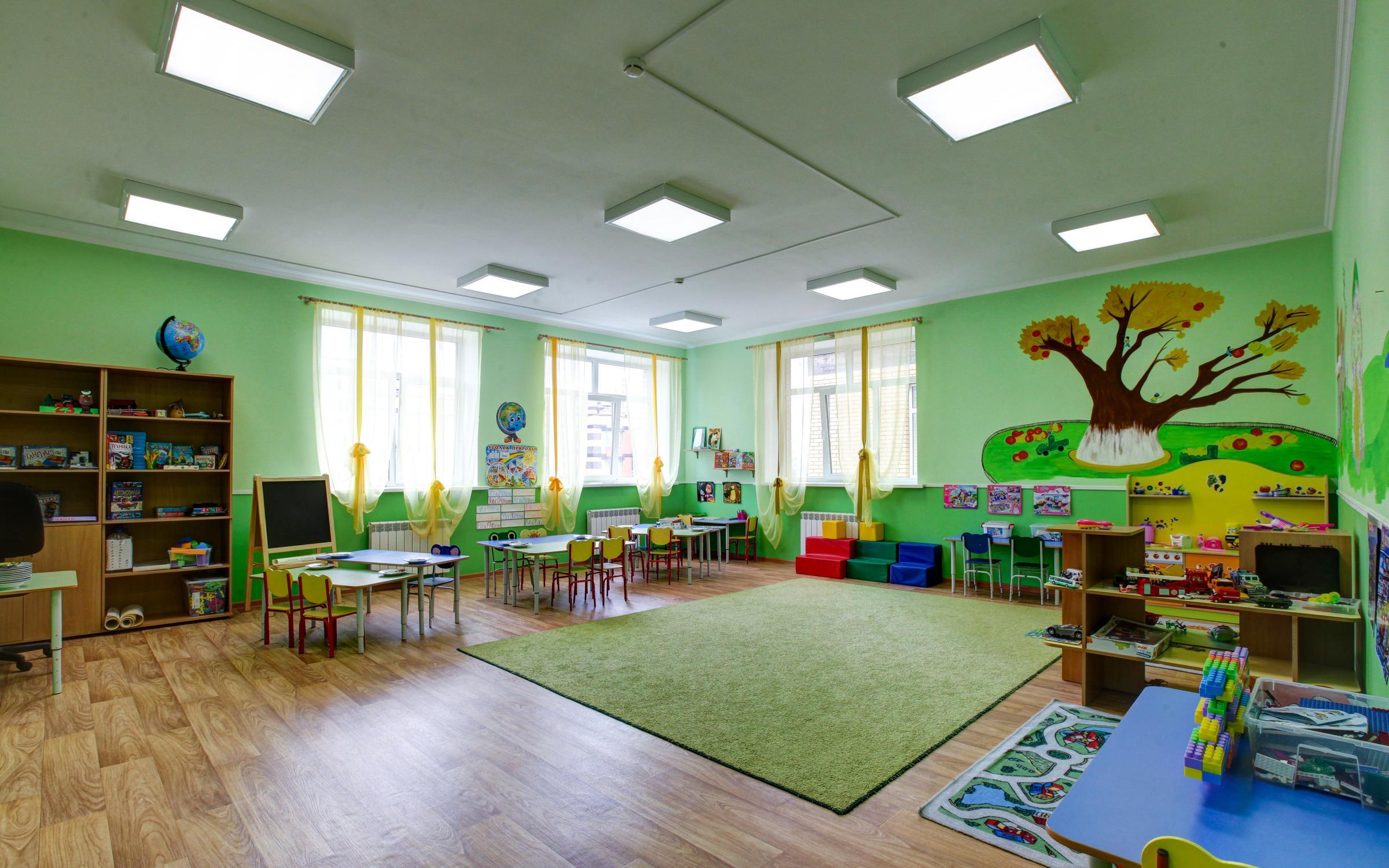 фотография Частного детского сада Alex Garden на улице Потаповская Роща, 2к5