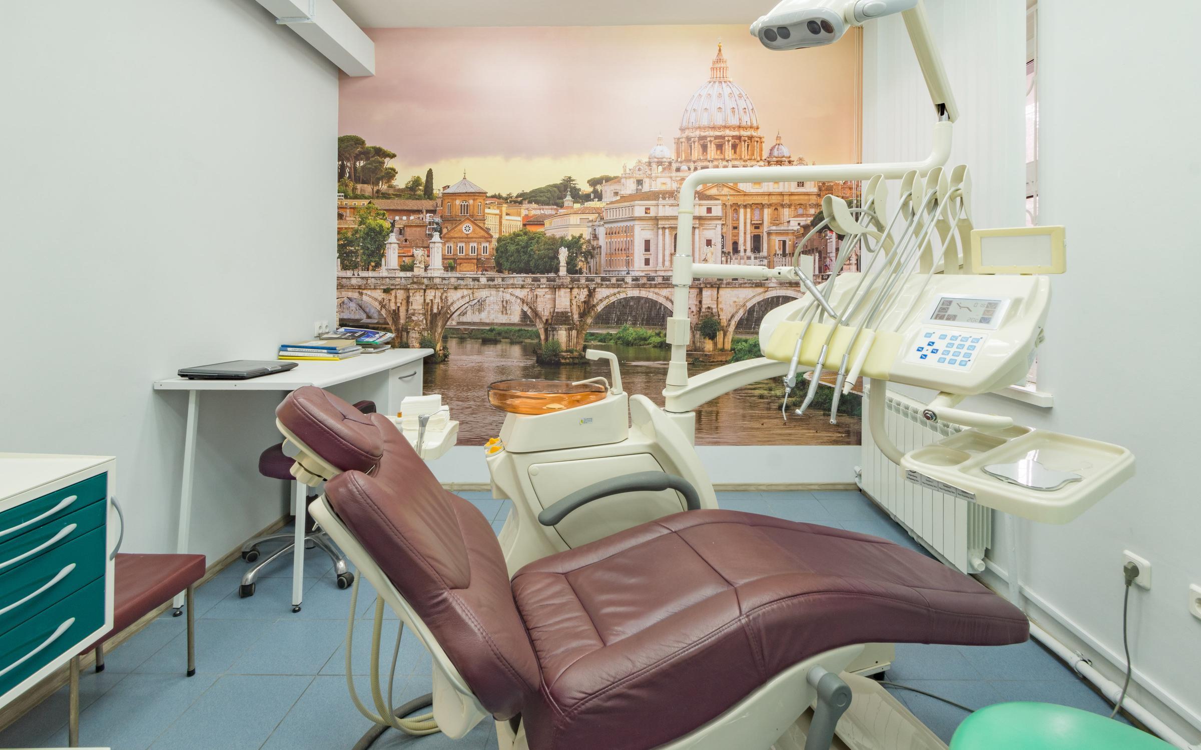 фотография Стоматологической клиники Стомсервис на улице Семашко