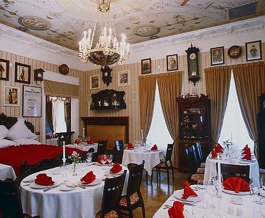 фотография Ресторана Семь пятниц на Воронцовской улице