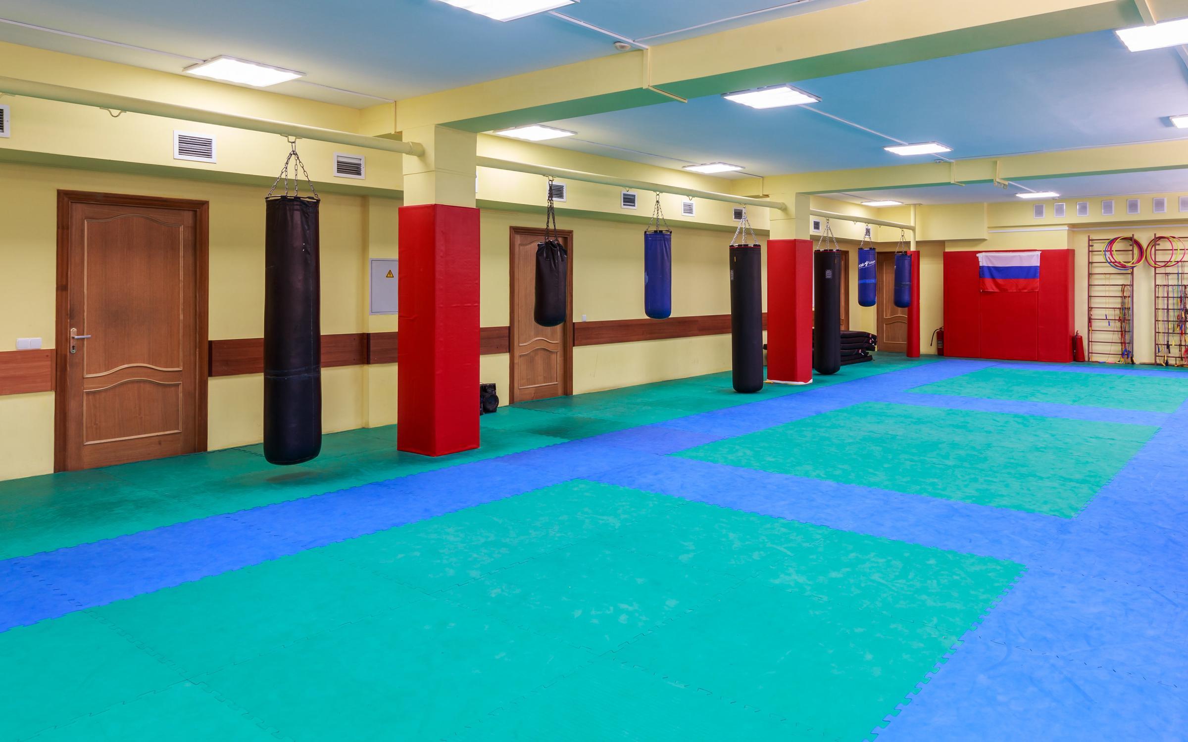 фотография Детско-юношеского клуба боевых искусств на шоссе Энтузиастов
