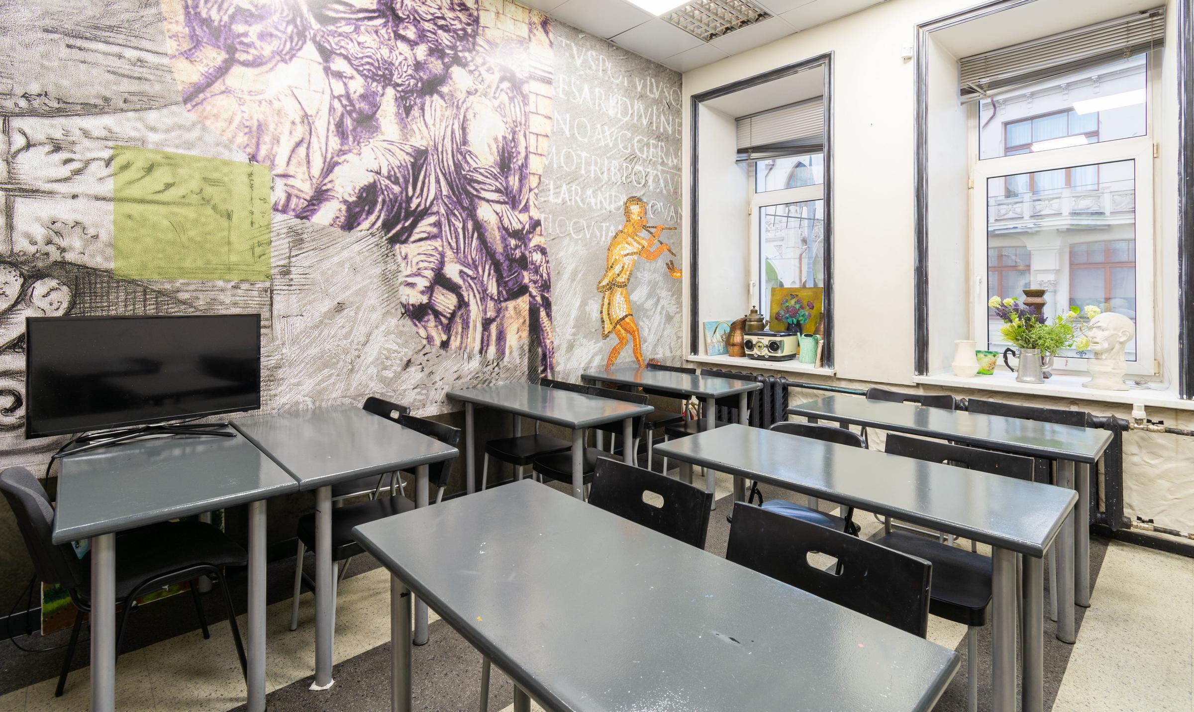 фотография Школы дизайна на метро Полянка
