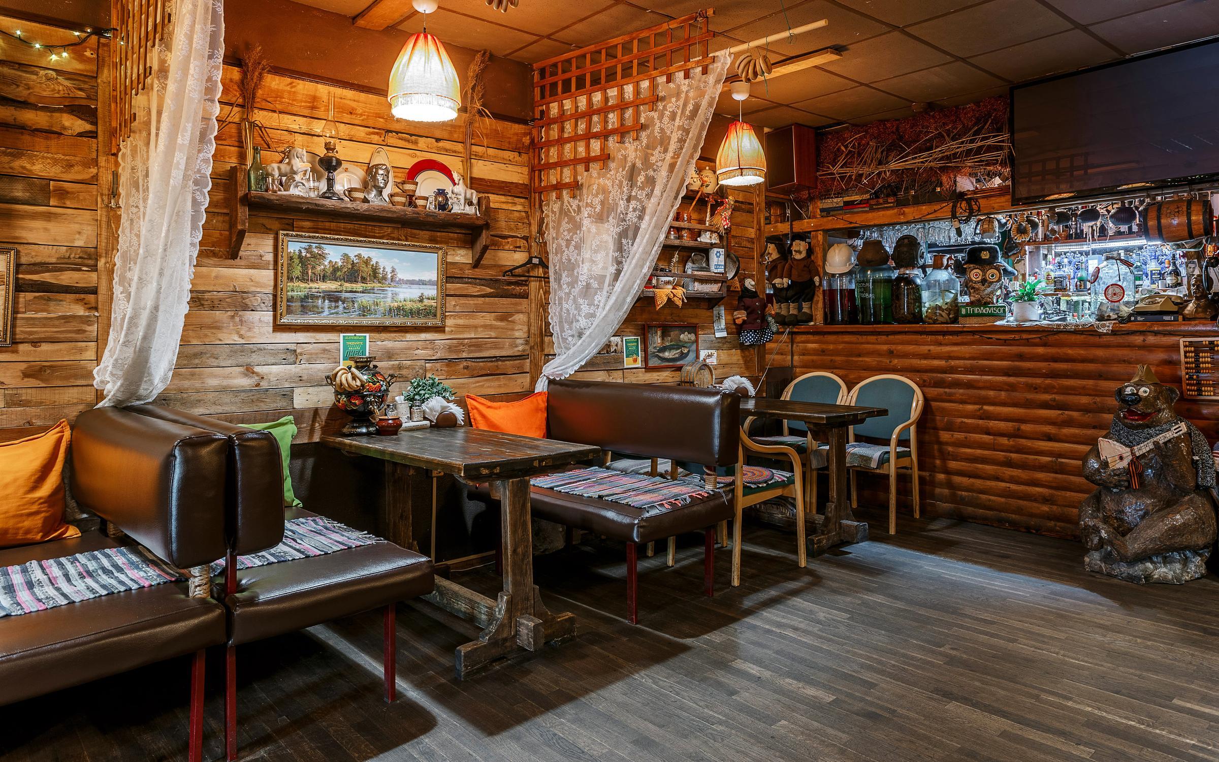 фотография Кафе Изба Русская Кухня на Садовой улице