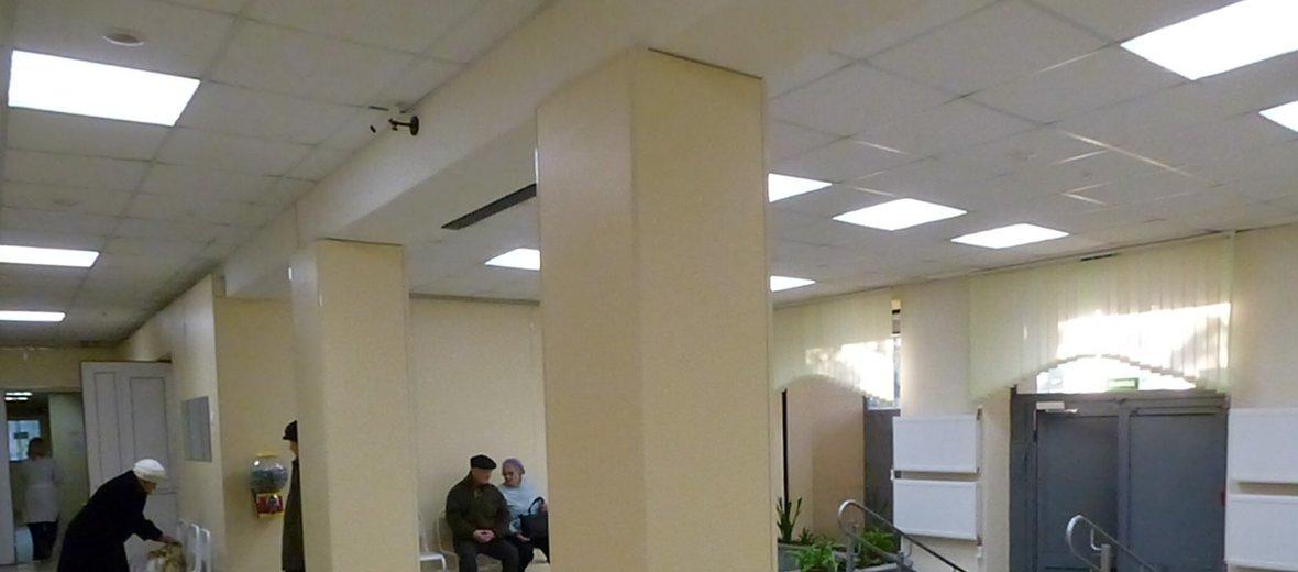 Фотогалерея - Городская поликлиника №107, Санкт-Петербург