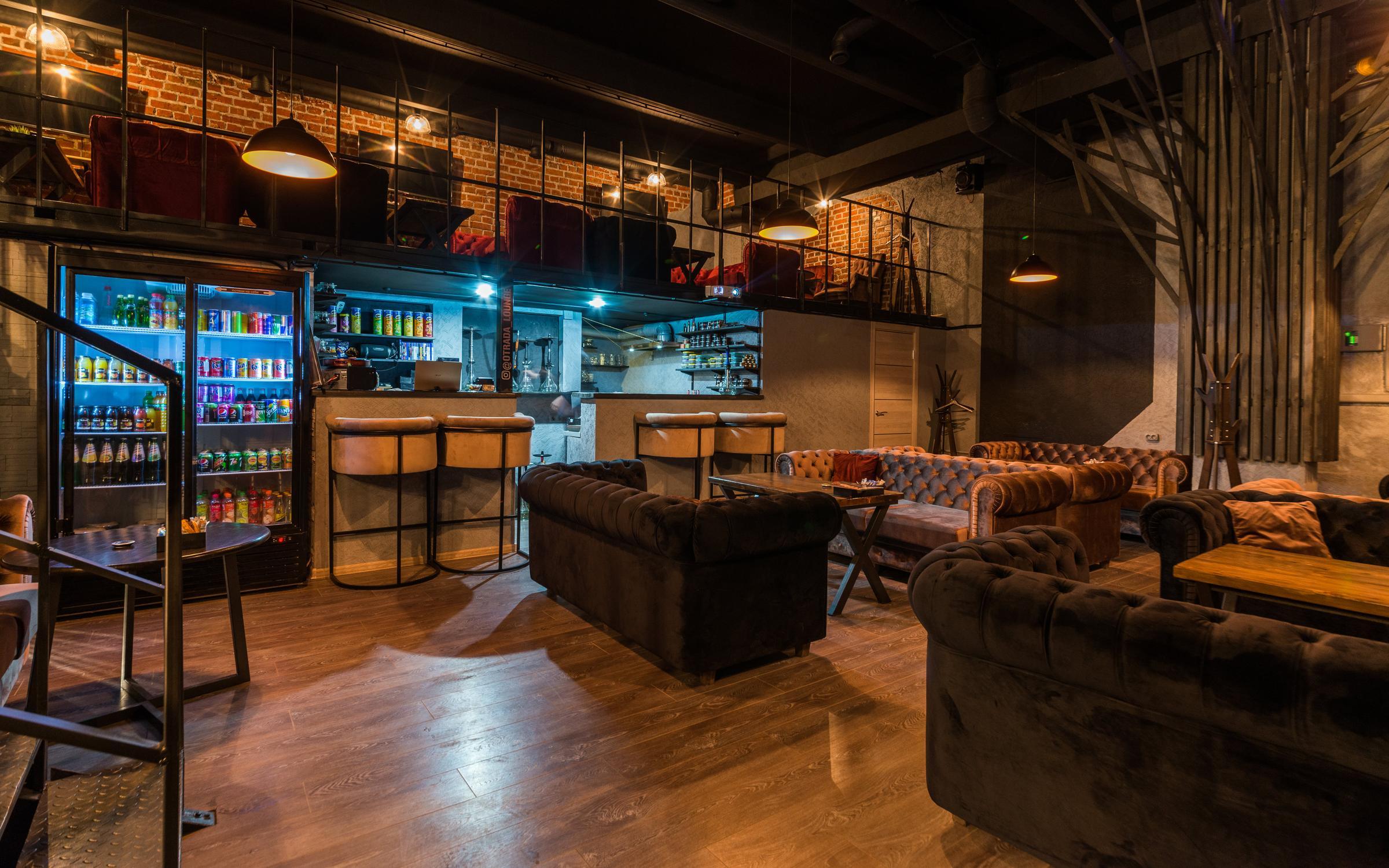 фотография Кальян-бара Otrada Lounge на Алтуфьевском шоссе