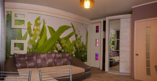 фотография Сеть гостиниц в квартирах Мегаполис на улице Карла Маркса