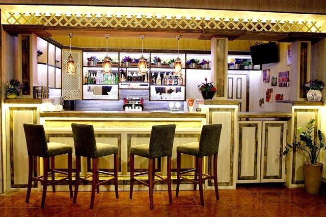 фотография Кафе-бара Вертикаль в Андреевке