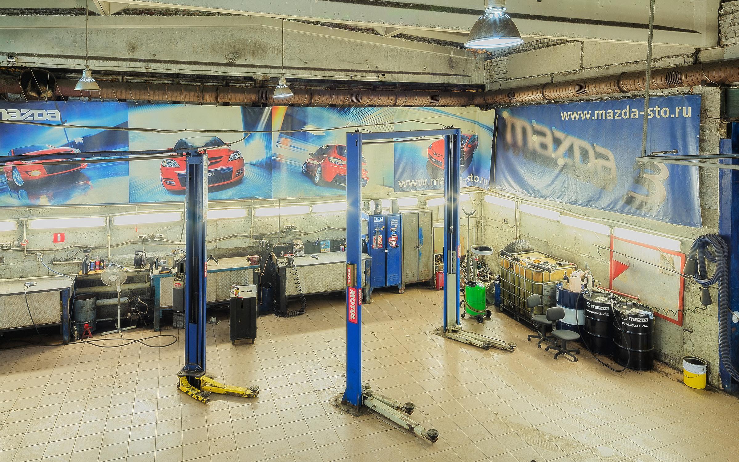 фотография Мазда-СТО Нагорная в Нагорном проезде
