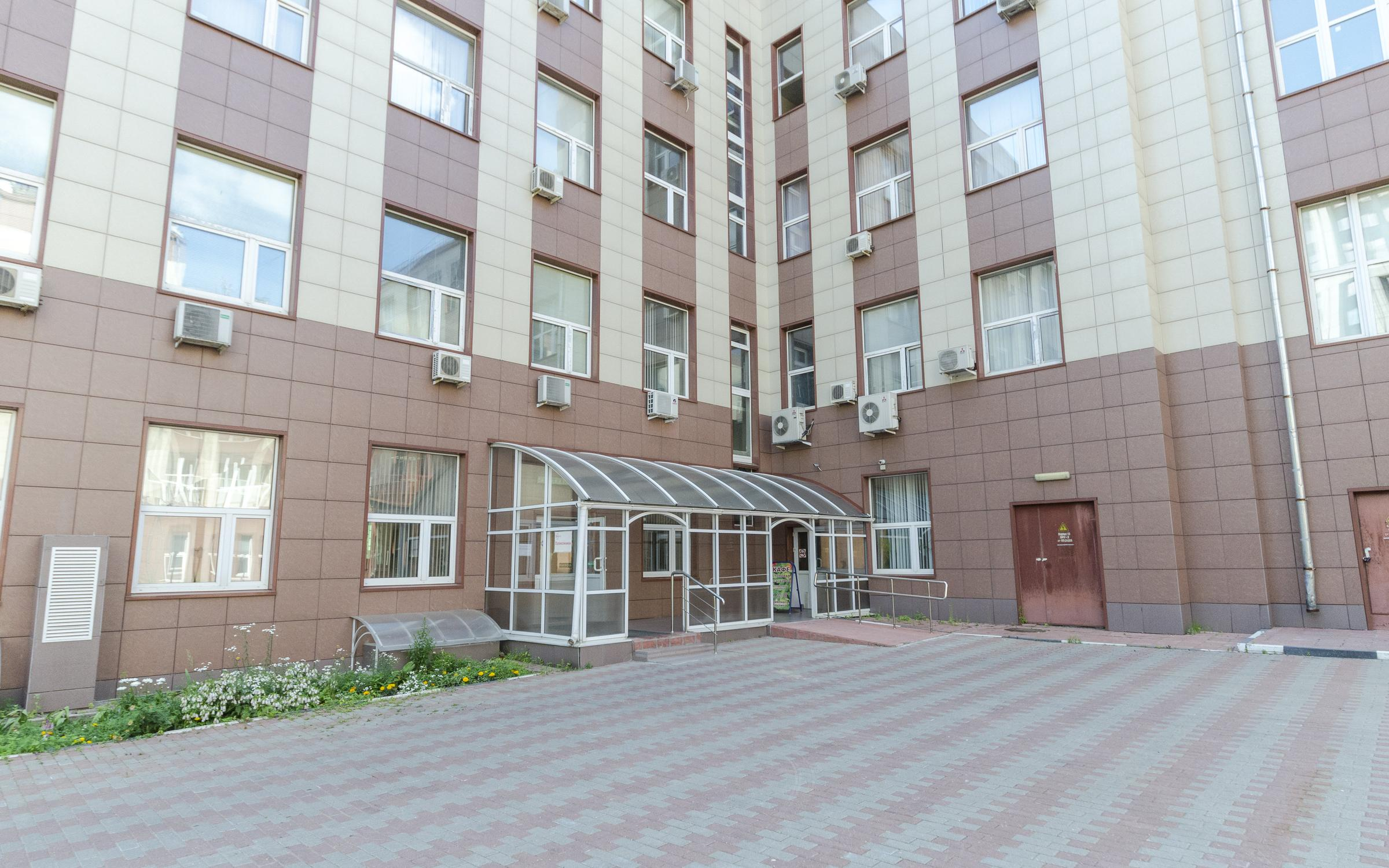 фотография Федерального медицинского центра Росимущества на Каланчёвской улице
