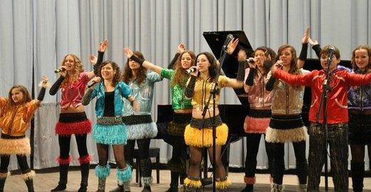 фотография Детский театр песни Мир Чудес