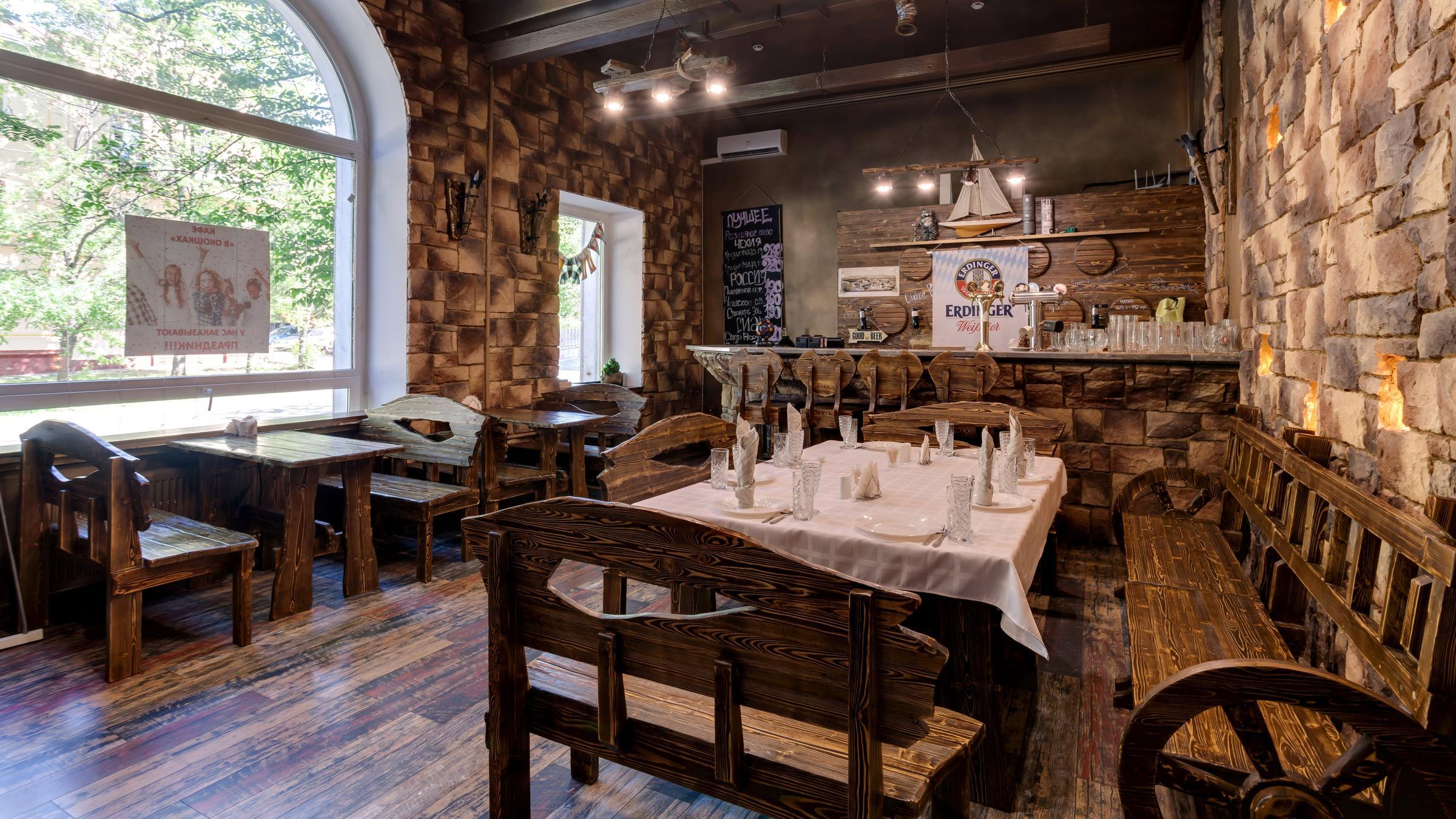 фотография Кафе В окошках в Измайлово