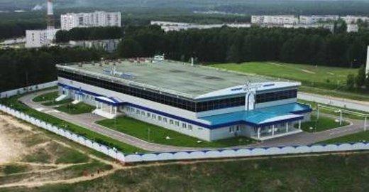 фотография Гостинично-ледовый комплекс Ариада