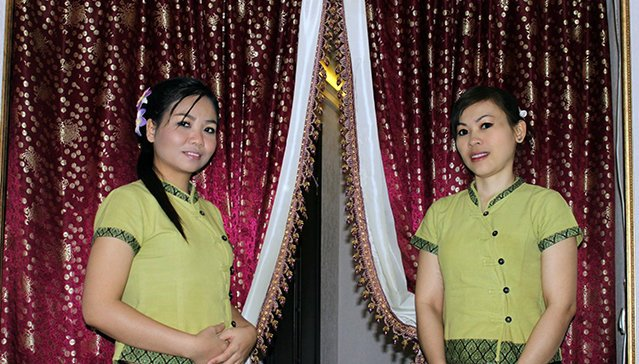 фотография Салон тайского массажа и спа Империал Тай на улице Покровка