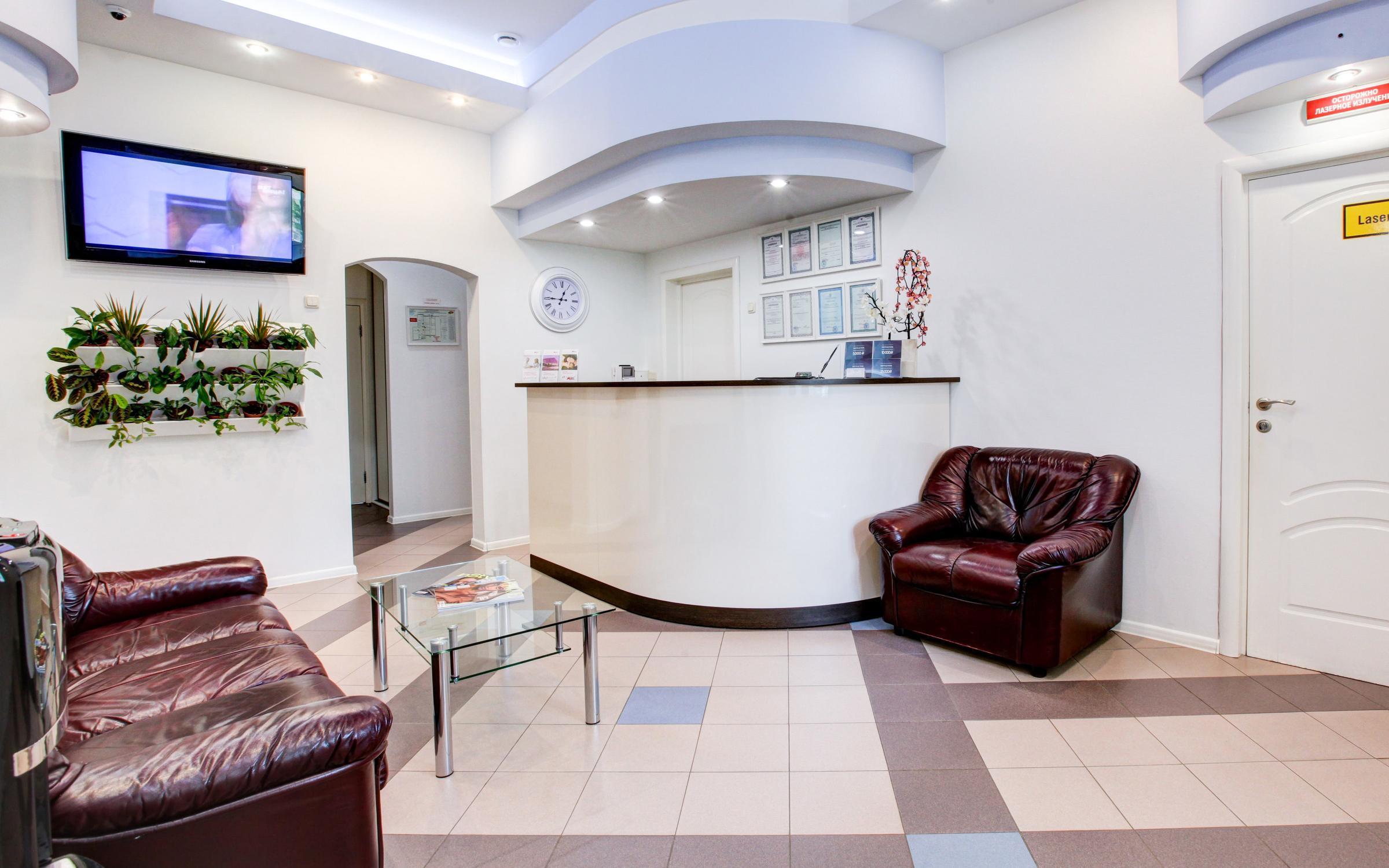 фотография Клиники лазерной стоматологии и косметологии ИНТЕЛСТОМ в Куркино