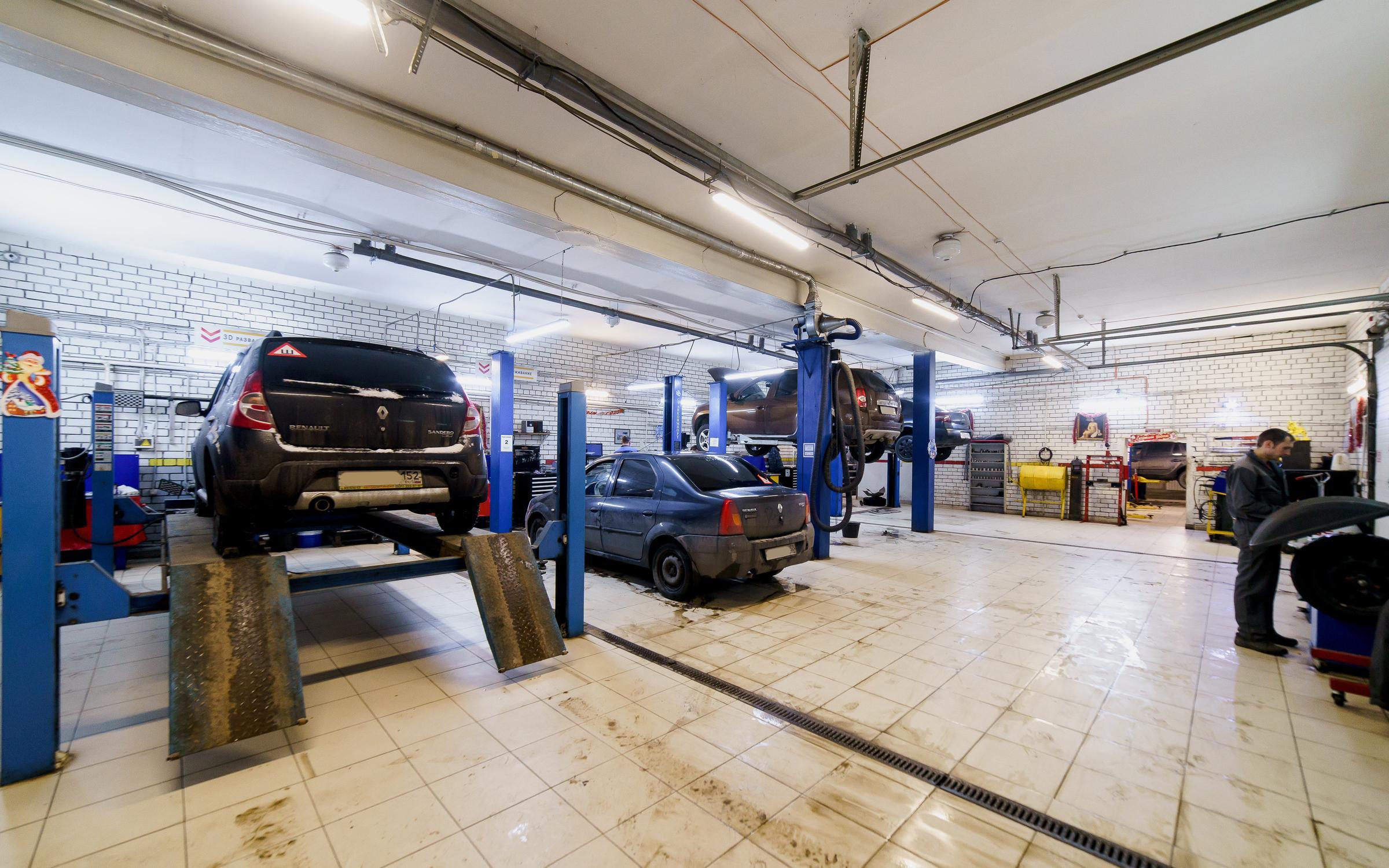 фотография Автокомплекса по ремонту Renault, Nissan и Infiniti САНРЕНО на улице Литвинова