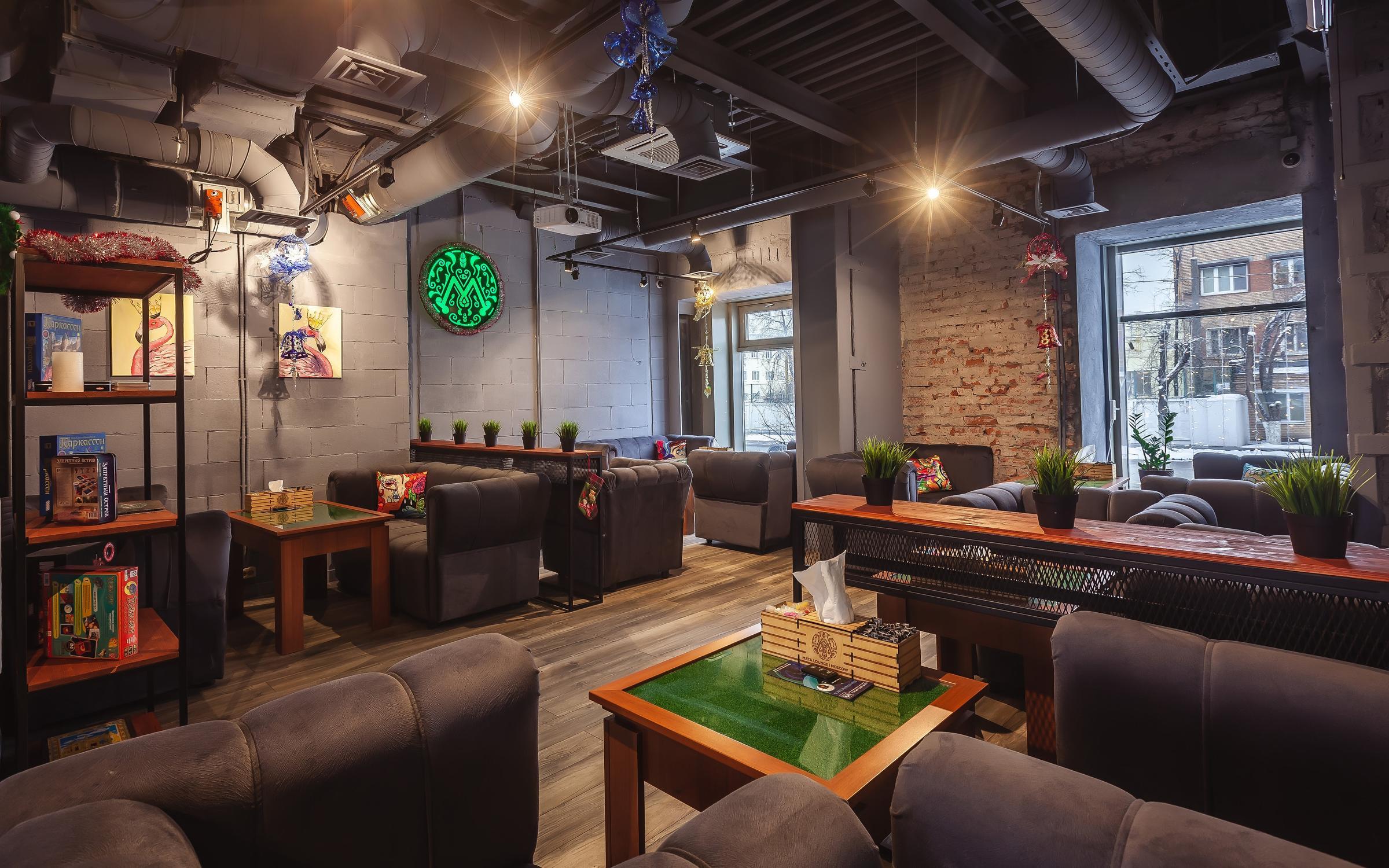 фотография Кальян-бара Мята Lounge Дубровка