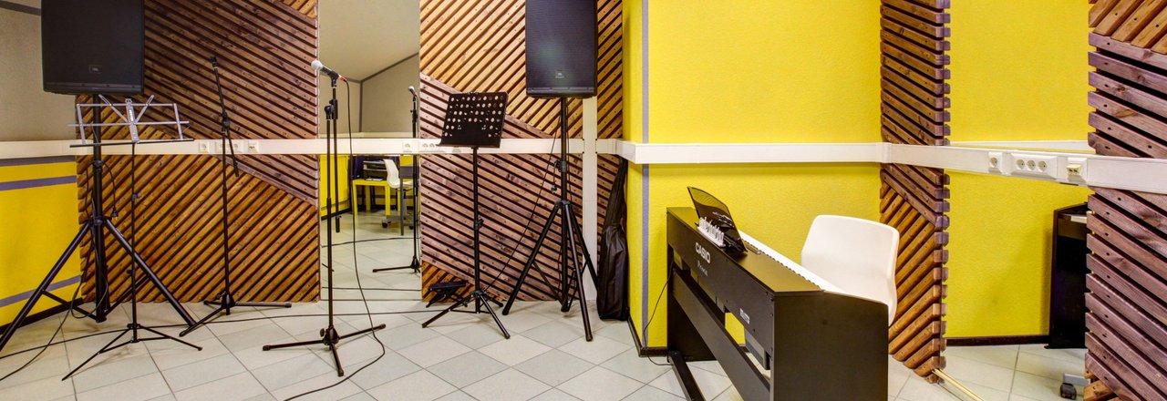 фотография Студии вокала Ирины Сокериной на метро Сокольники