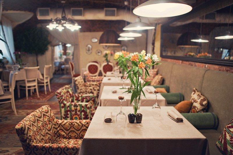 фотография Ресторана Миндаль cafe на проспекте Чернышевского