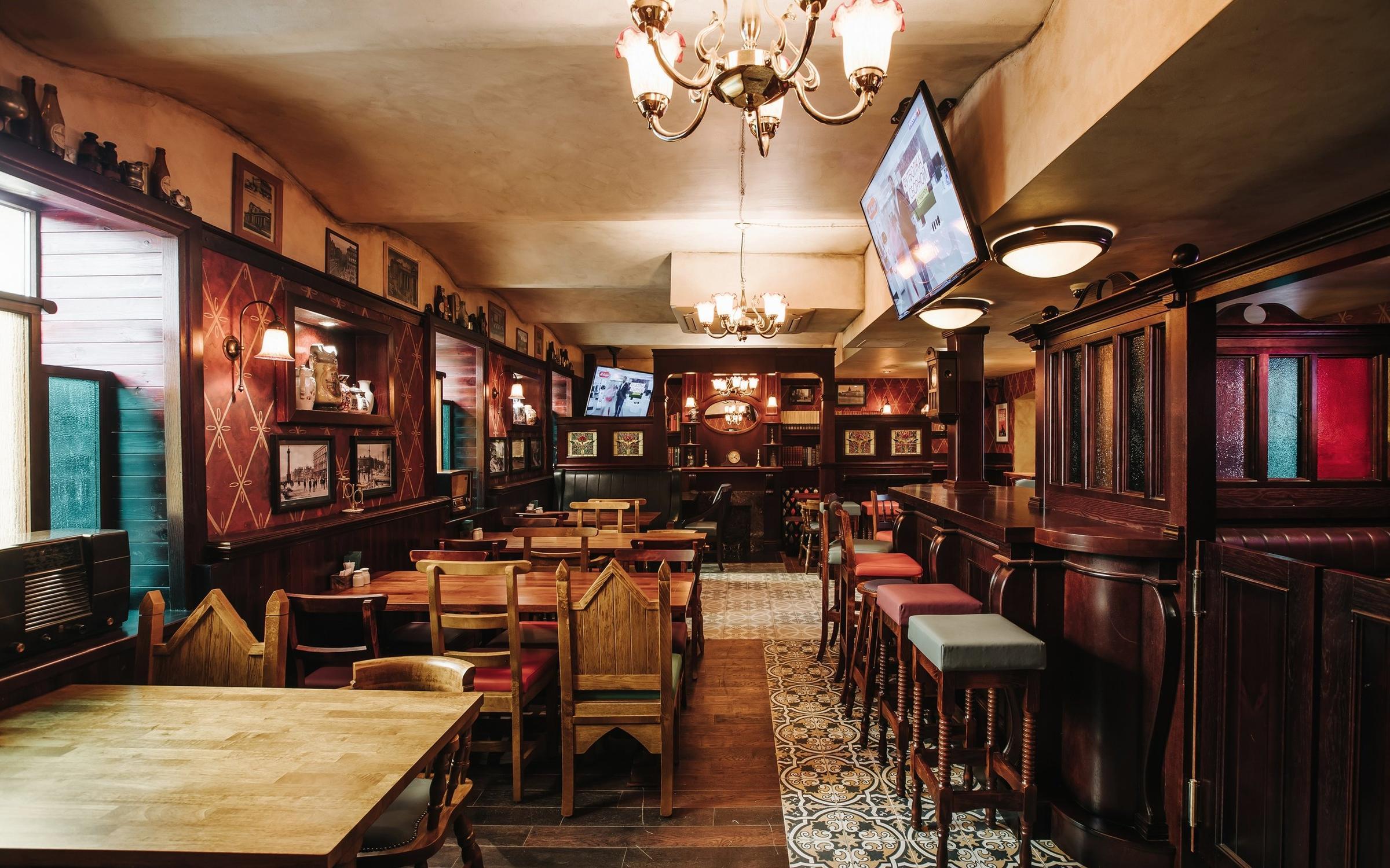 фотография Big Jim's Pub